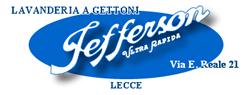Jefferson Lavanderia a Gettoni Logo
